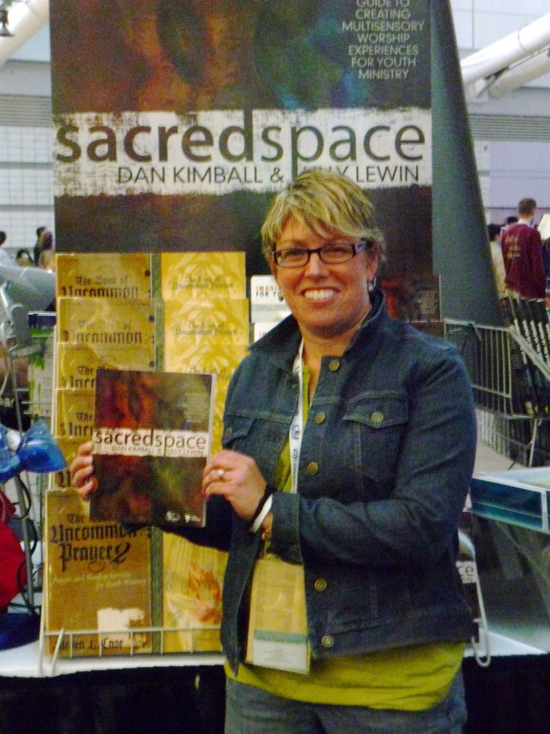 Sacred space and me