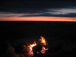 Fire_and_sunset_1