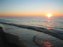 Michigan_sunset