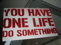 One_life_sign