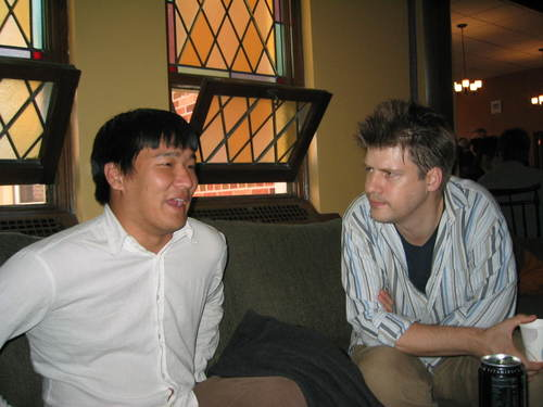 thom and andrew